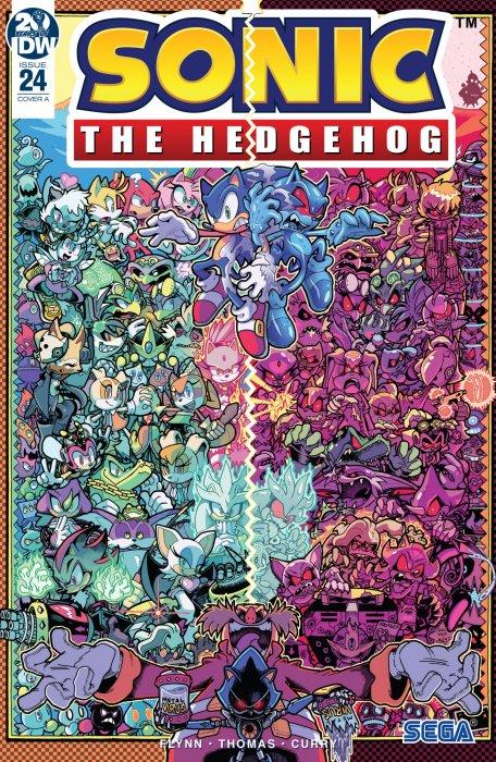 Sonic The Hedgehog Sonic The Hedgehog 22 Download Free Comics